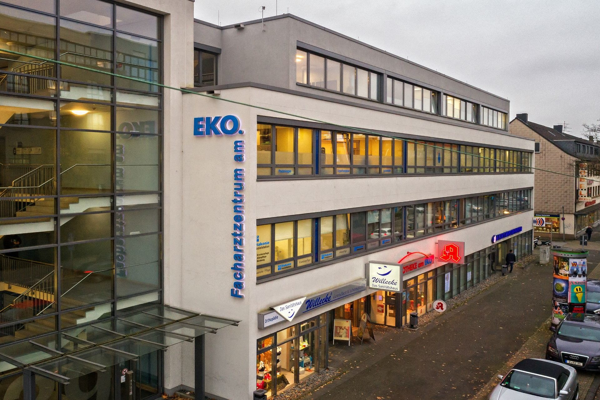 Eko Oberhausen Babygalerie
