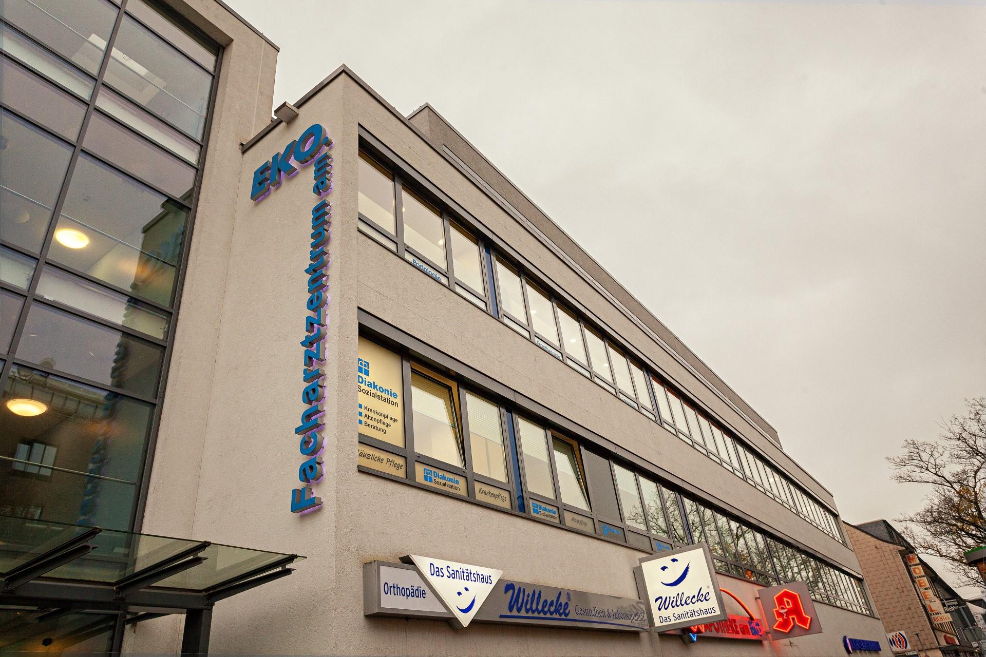 Facharztzentrum am EKO Oberhausen