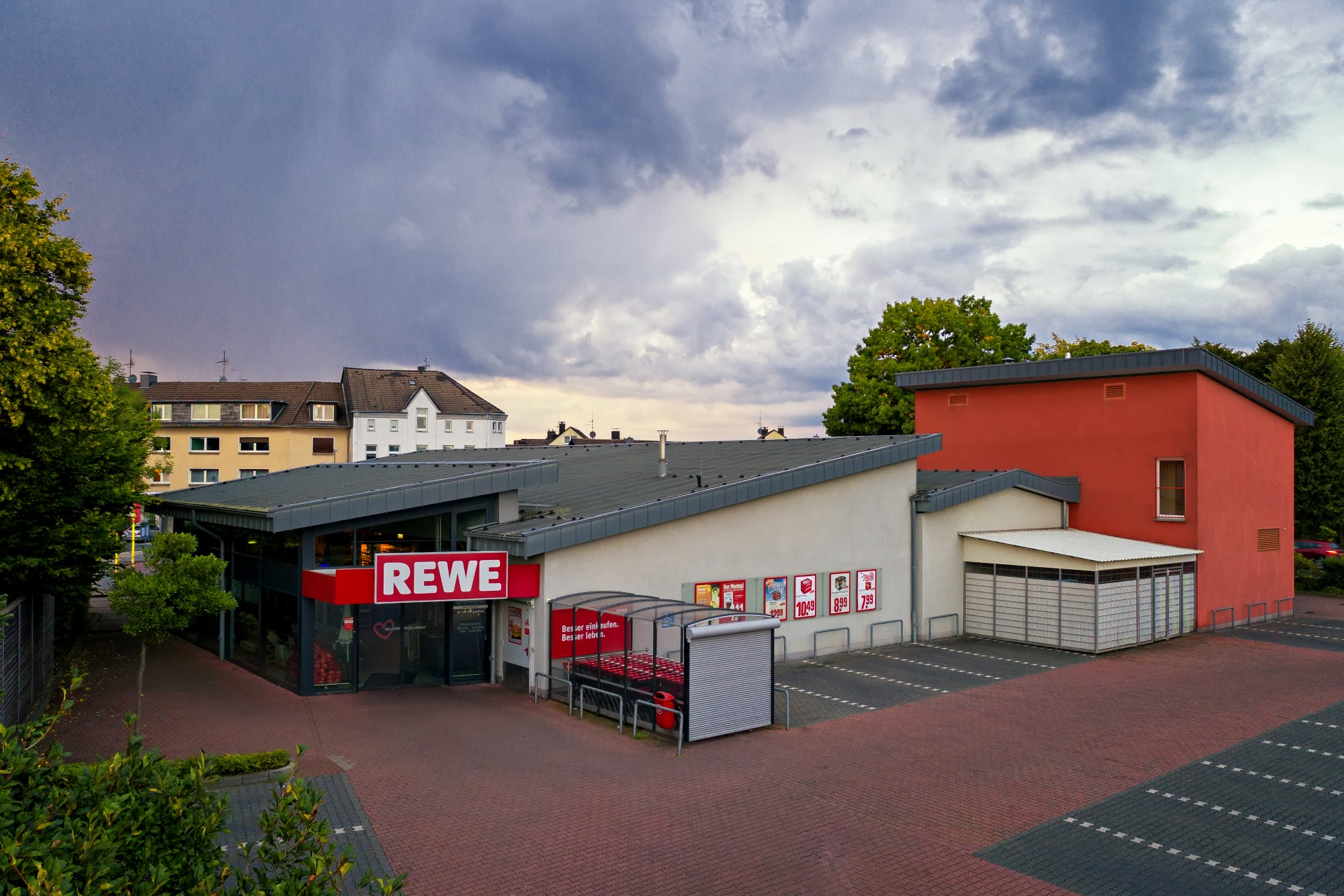 REWE-Markt Essen-Burgaltendorf