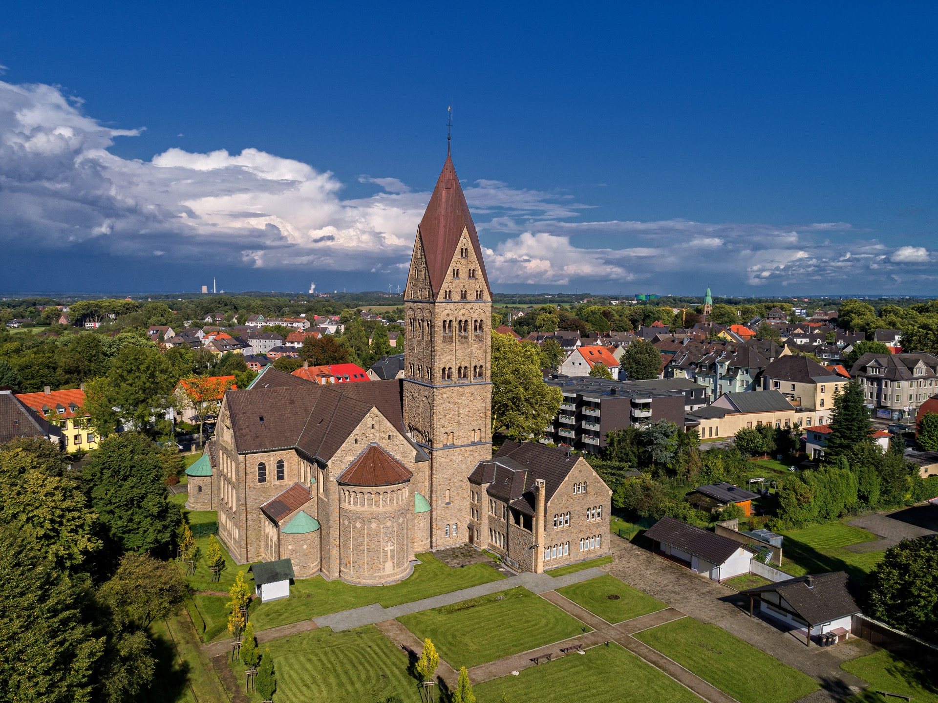 St. Elisabeth Kirche Bochum