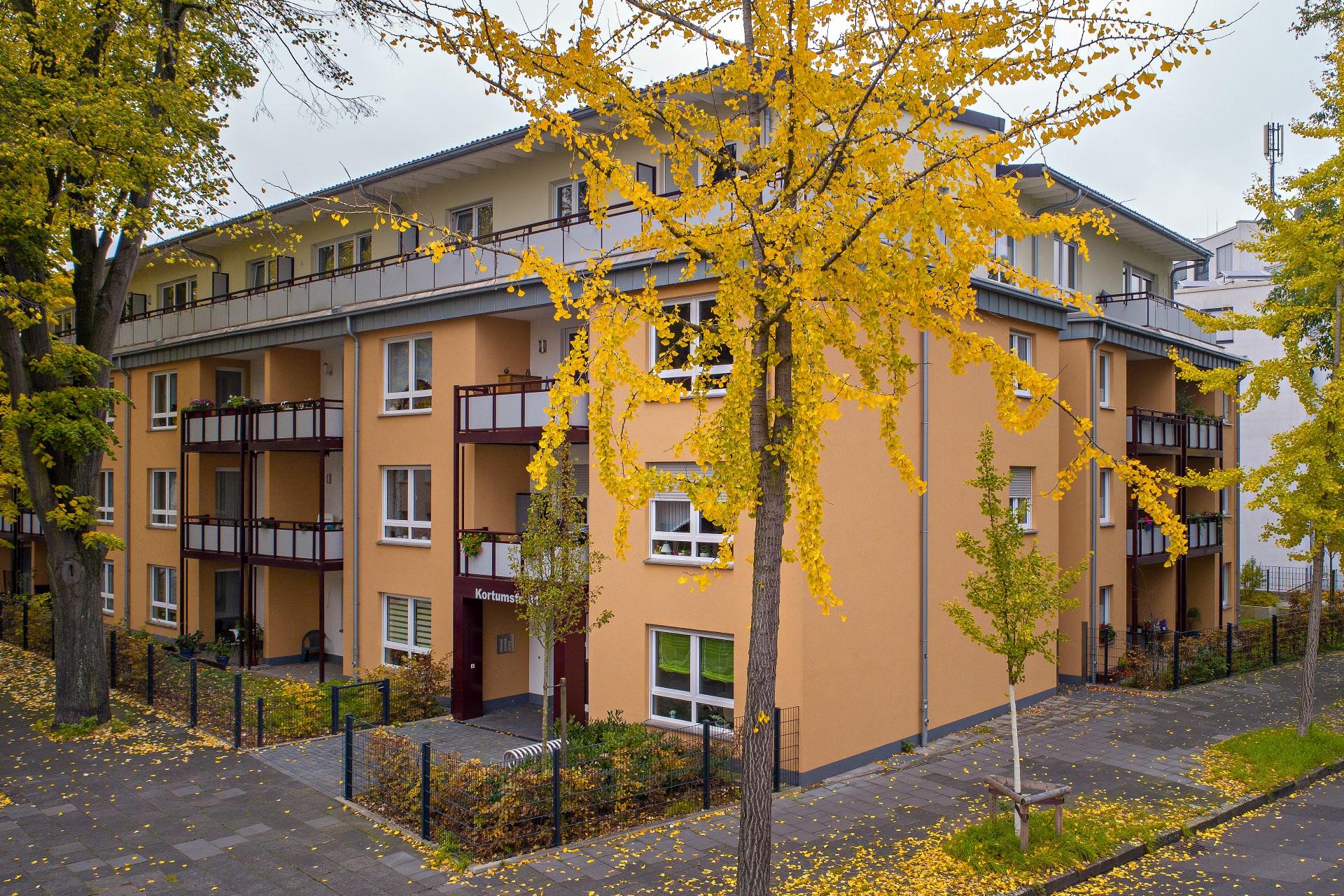 Senioren-Wohnungen Duisburg-Neudorf